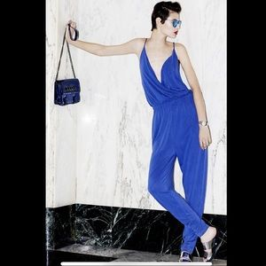 Urban Outfitters just female lumo jumpsuit